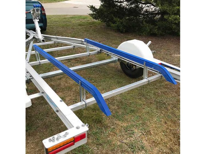 How To Adjust Boat Trailer Bunks